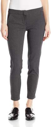 My Michelle Junior's Skinny Ankle Length Pant with Zip Closure