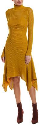 A.L.C. Asymmetric Sweaterdress