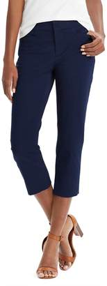 Chaps Women's Stretch Slim Capris