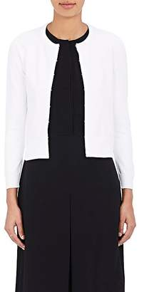 Barneys New York Women's Crop Cardigan Sweater $495 thestylecure.com