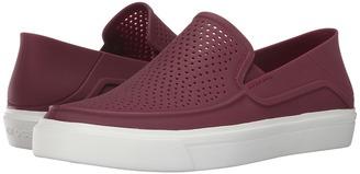 Crocs - CitiLane Roka Slip-On Women's Slip on Shoes $49.99 thestylecure.com