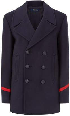 Polo Ralph Lauren Wool Coat