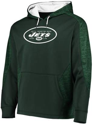 Majestic Men's New York Jets Armor Hoodie