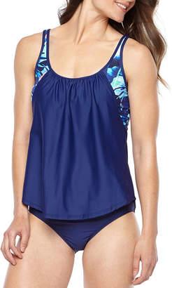 N. Tankini Swimsuit Top