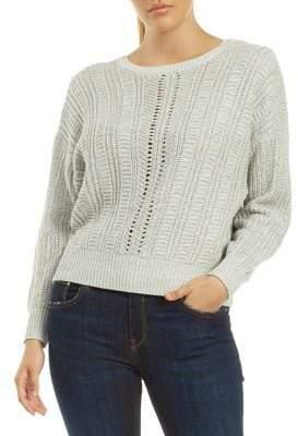 Dex Boxy Knit Pullover