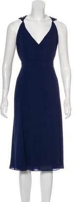 Fame & Partners Sleeveless Midi Dress w/ Tags