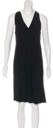 Rick Owens Sleeveless Knee-Length Dress