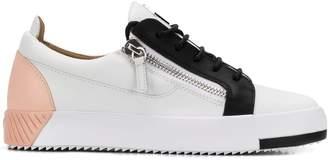 Giuseppe Zanotti Frankie colour-block sneakers