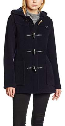 Gloverall Women's Slim Short Duffle Coat