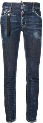 DSQUARED2 skinny boyfriend jeans