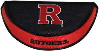 NCAA Team Effort Rutgers Scarlet Knights Mallet Putter Cover