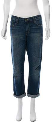 Frame Le Grand Garçon High-Rise Jeans