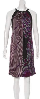Alberta Ferretti Sleeveless Casual Dress
