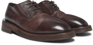 Marsèll Mentone Leather Derby Shoes - Men - Brown
