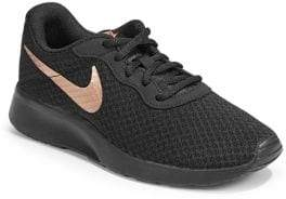 Nike Tanjun Logo Athletic Sneakers