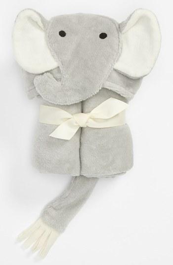 Elegant Baby 'Elephant' Bath Wrap (Infant)