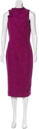 L'Wren Scott Silk Sheath Dress w/ Tags