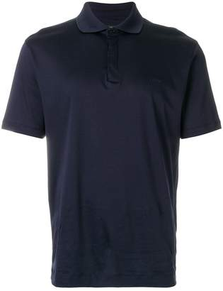 Ermenegildo Zegna cutaway collar polo shirt