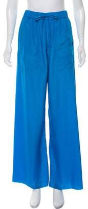 Baja East High-Rise Wide-Leg Pants