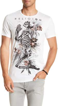 Religion Tropic Skeleton Tee