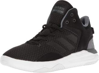 adidas Men's Cloudfoam Revival Mid Basketball Shoe