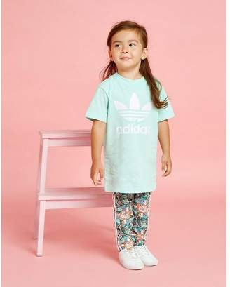 adidas Girls' Zoo T-Shirt/Legging Set Infant