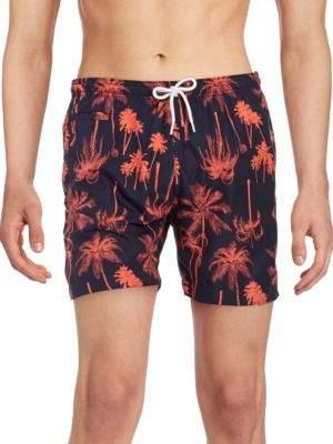 Trunks Surf + Swim Long-Sleeve Button-Down Shirt