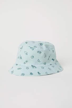 H&M Fisherman's Hat - Turquoise