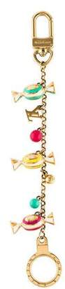 Louis Vuitton Delice Looping Bag Charm