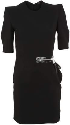 DSQUARED2 Waist Zipped Dress