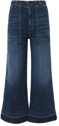 Veronica Beard Lou Gaucho Jeans