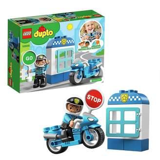 Lego DUPLO Police Toy Bike