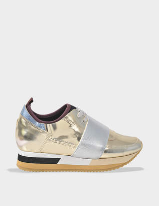 Philippe Model Pretty sneaker with strap