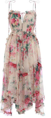 Zimmermann Laelia Floating Dress