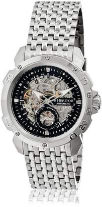 Heritor Men's HERHR2502 Conrad Stainless Steel Watch