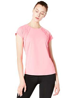 T Shirts for Women Workout Tops Active Wear Yoga Clothes Basic Tees for Gym Running Athletic Dri Fit