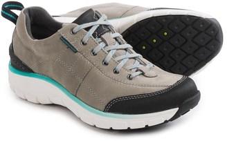 Clarks Wave.Trek Sneakers - Waterproof, Nubuck (For Women) $69.99 thestylecure.com
