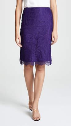 Nina Ricci Lace Mini Skirt