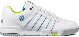 K-Swiss K Swiss White Gstaad Shoes