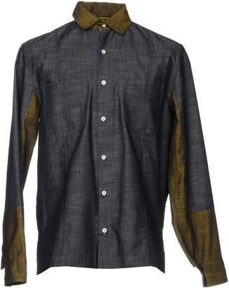 ECO COMA Denim shirts