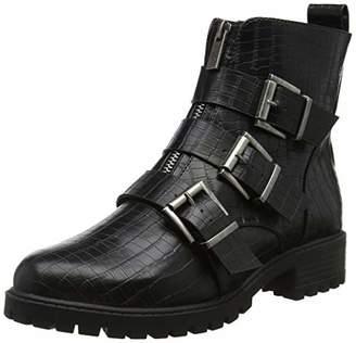 New Look Women's Boy Ankle Boots (Black 1), (39 EU)