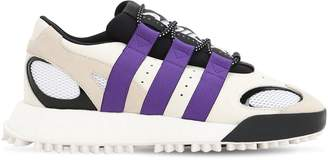 adidas By Alexander Wang Aw Wang Body Run Leather & Mesh Sneakers