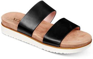XOXO Dylan Flat Sandals Women's Shoes