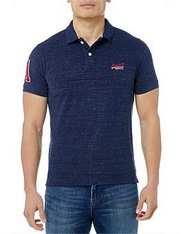 Superdry Classic S/S Pique Polo