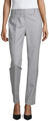 Liz Claiborne Womens Classic Fit Slim Trouser