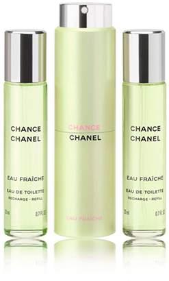 Chanel CHANCE EAU FRAICHE Twist and Spray