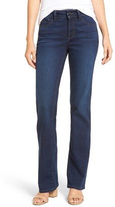 Women's Nydj Barbara Stretch Bootcut Jeans $134 thestylecure.com