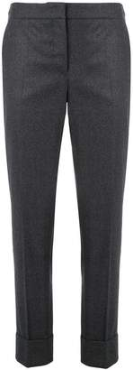 Pt01 slim-fit tailored trousers