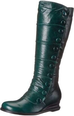 Miz Mooz Women's Bloom Engineer Boot