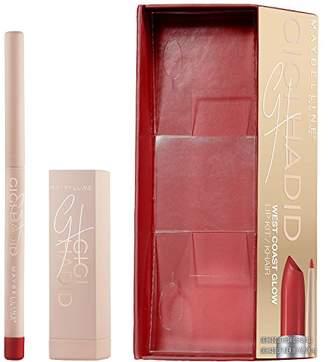 Maybelline New York Gigi Hadid Lipstick and Lip Liner Kit